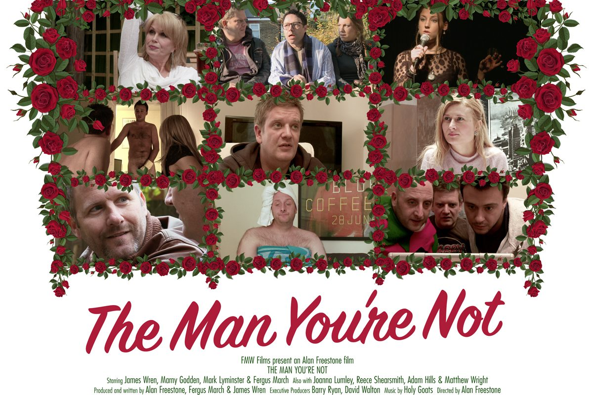Film Screening: The Man You're Not