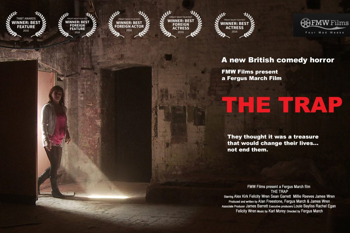 Film Screening: The Trap