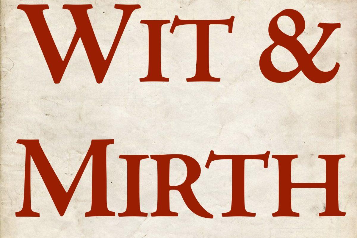 Wit & Mirth