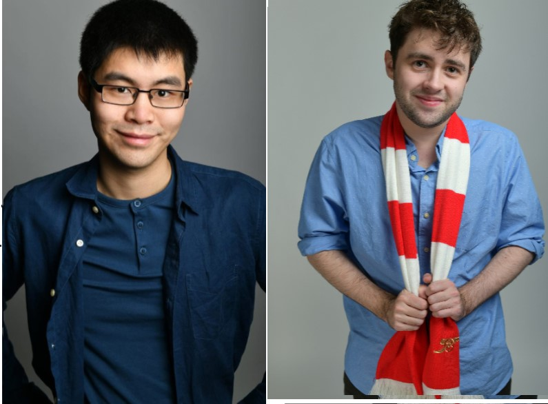 Ken Cheng & Raphael Wakefield: Edinburgh Previews