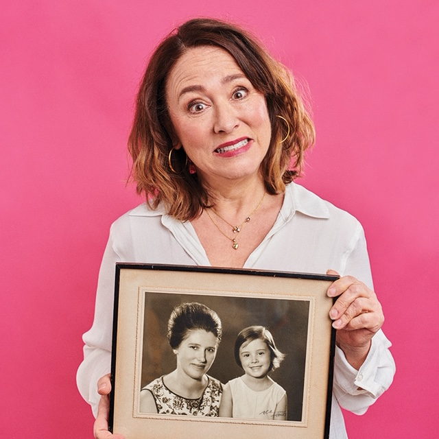 Arabella Weir: Does My Mum Loom Big In This? (Edinburgh Preview)