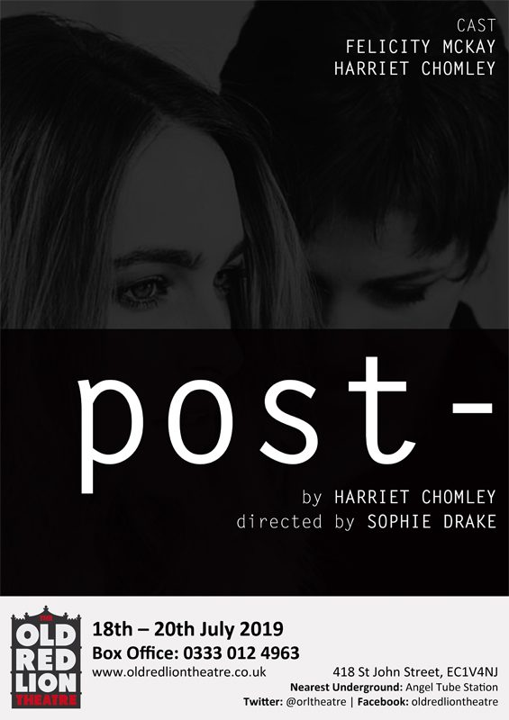 Post – by Harriet Chomley