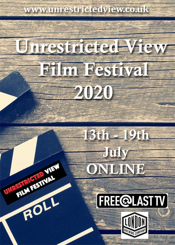 Unrestricted View (Online) Film Festival – Sunday 19th July