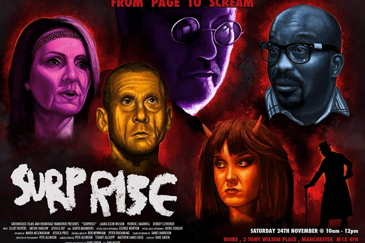 Unrestricted View Horror Film Festival: Tuesday 29th October