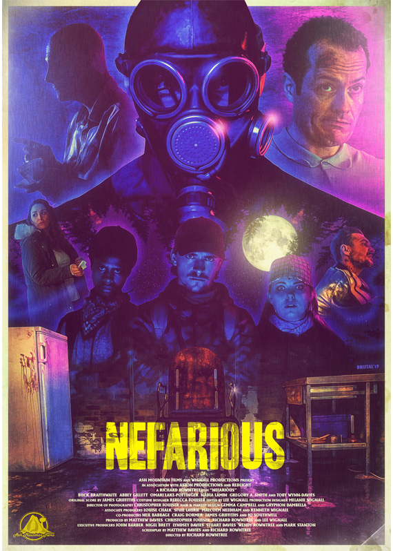 Unrestricted View Horror Film Festival : Nefarious (at Screen on the Green)