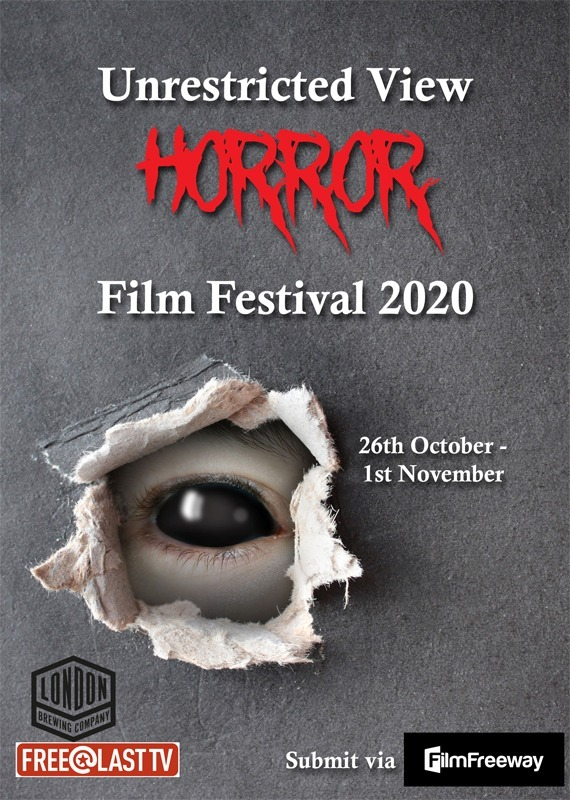 Unrestricted View Horror Film Festival 2020 – Festival Pass