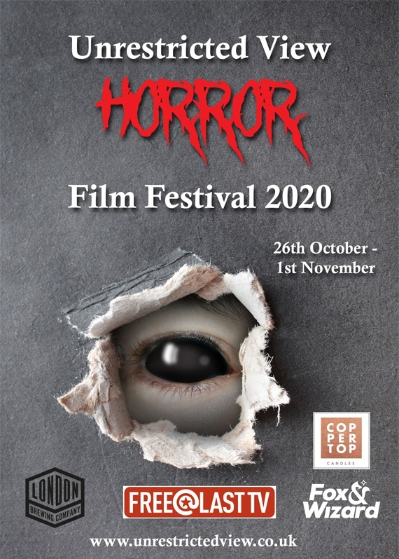 Unrestricted View Horror Film Festival – Monday 26th October