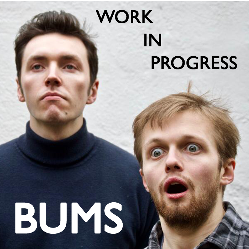 Bum's present: The Three Musketeers – a sketch comedy show