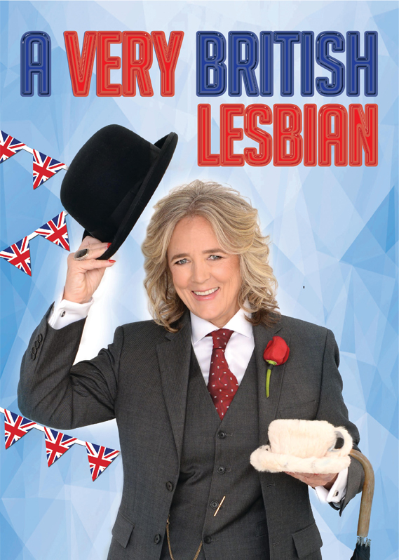 A Very British Lesbian.