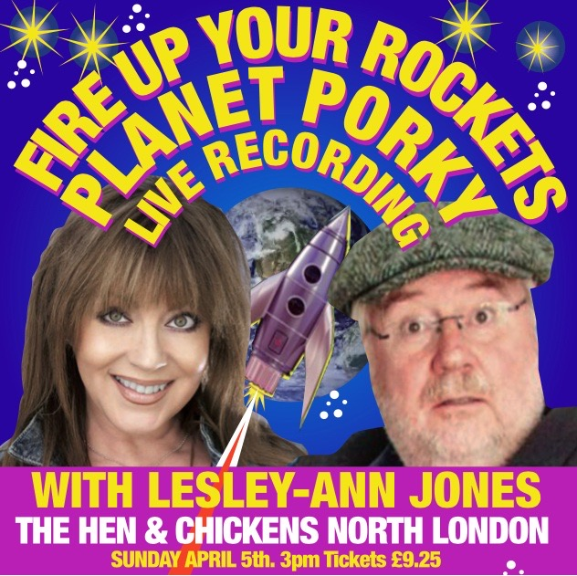 Fire Up Your Rockets – Planet Porky Live Recording