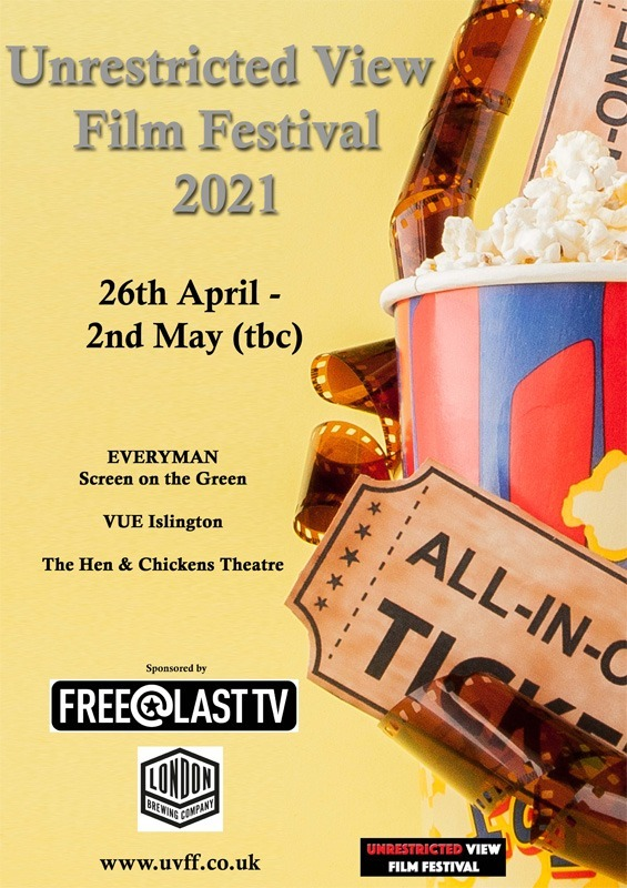 Unrestricted View Film Festival 2021 – Festival Pass