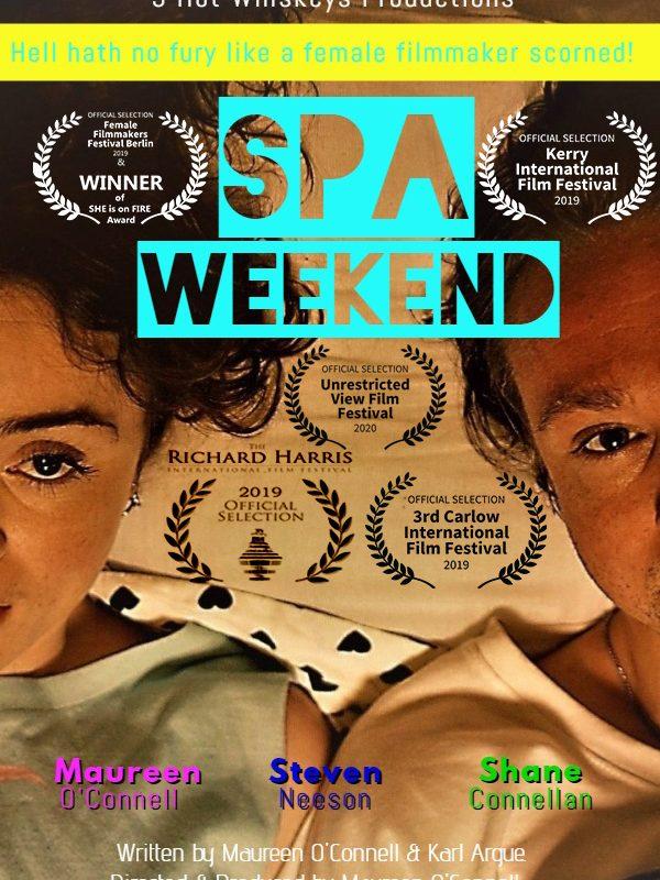 Unrestricted View Film Festival 2020: SPA Weekend
