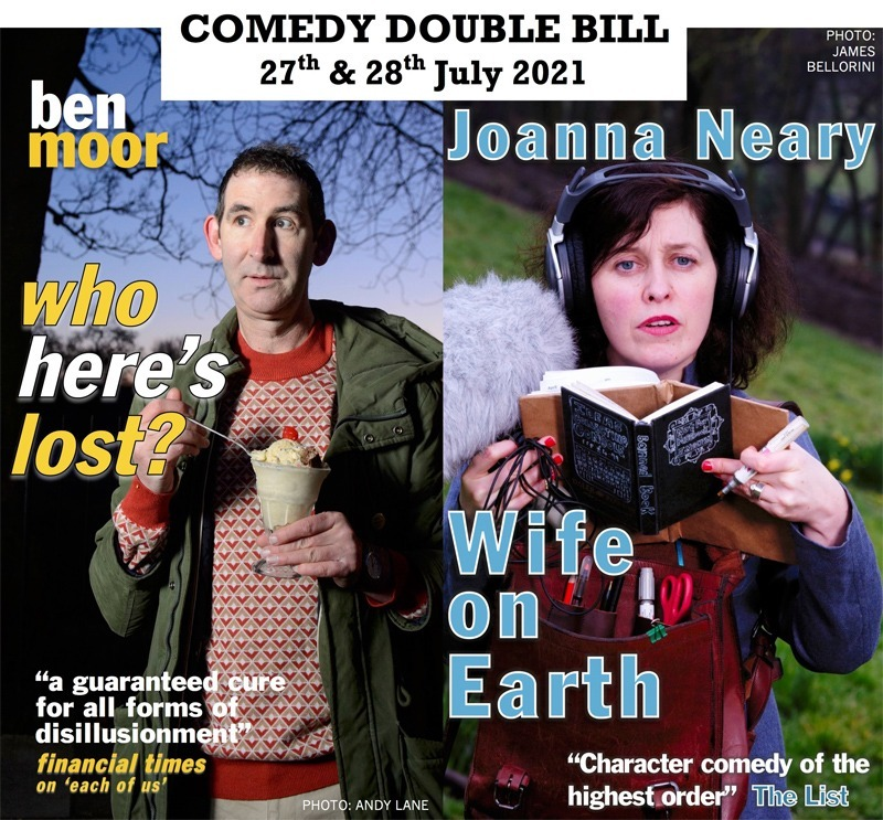Double Bill of Wife on Earth and Who Here's Lost?