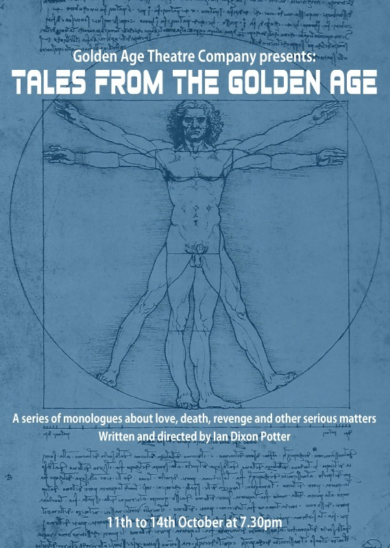 Golden Age Theatre Company presents:  Tales From The Golden Age