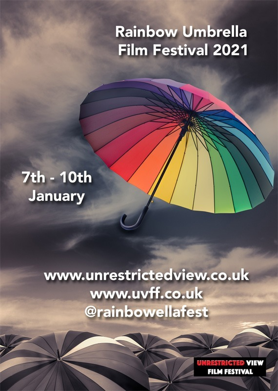 Rainbow Umbrella Film Festival 2021 – 10th January