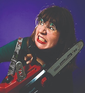 Rebekka Turner: Bex's Chainsaw Moussaka