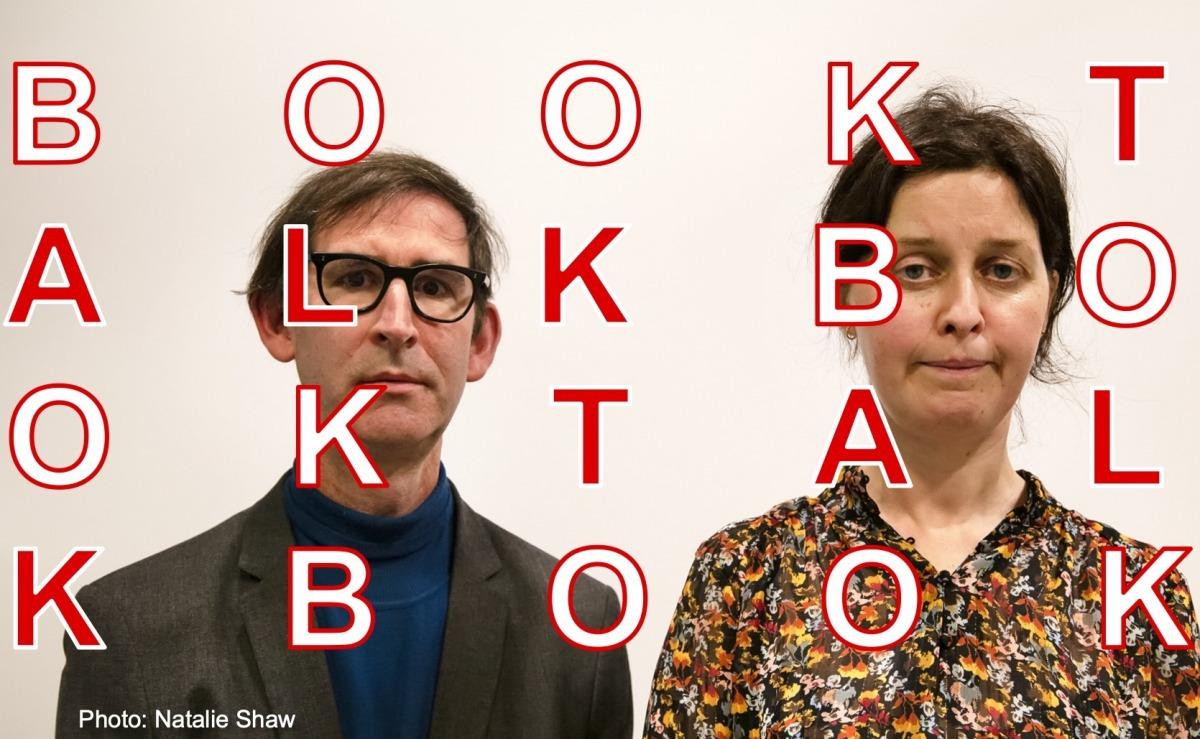 Ben Moor & Joanna Neary: BookTalkBookTalkBook